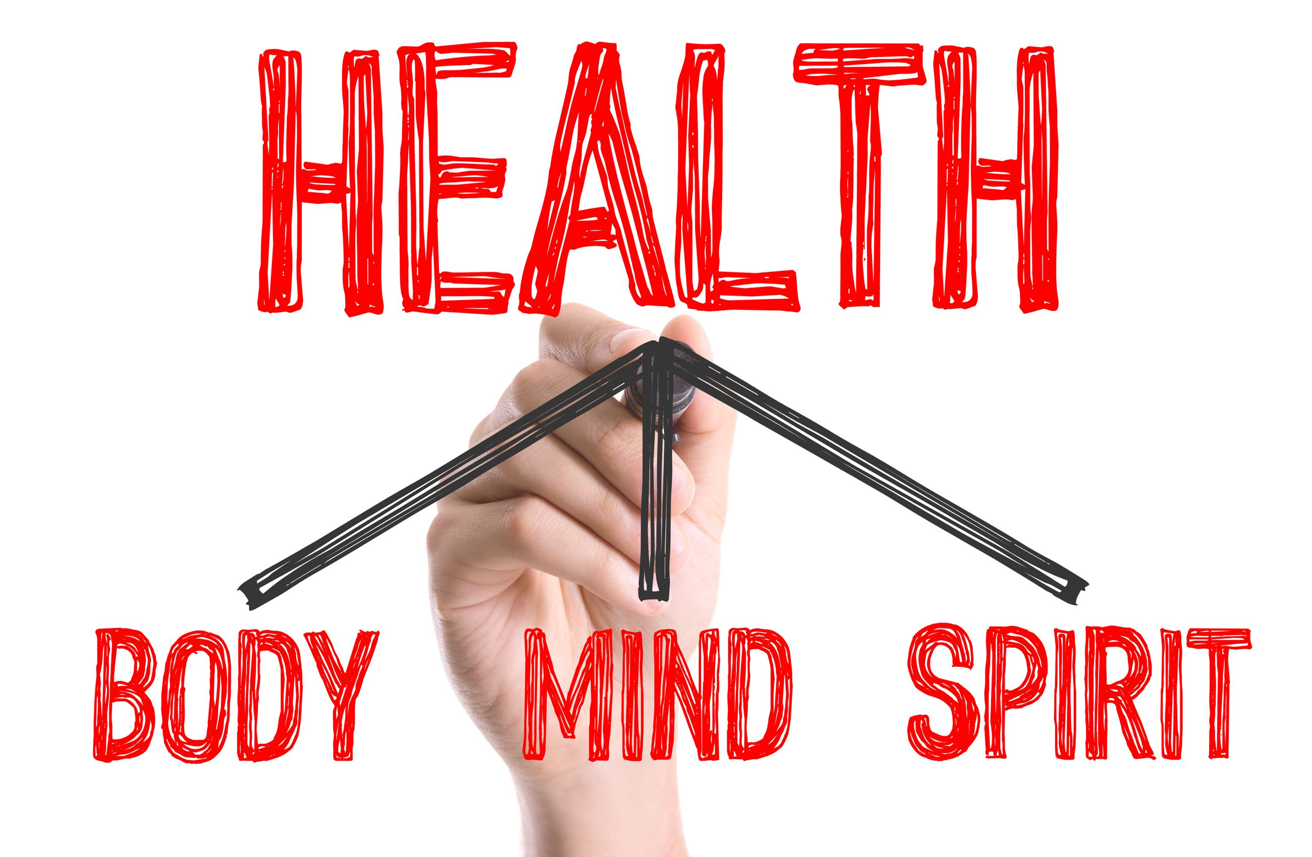 Healthy Mind, Body and Soul - ThinkstockPhoto