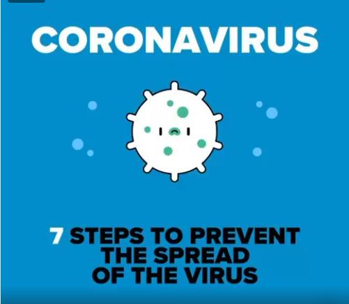 7 Ways to prevent COVID-19