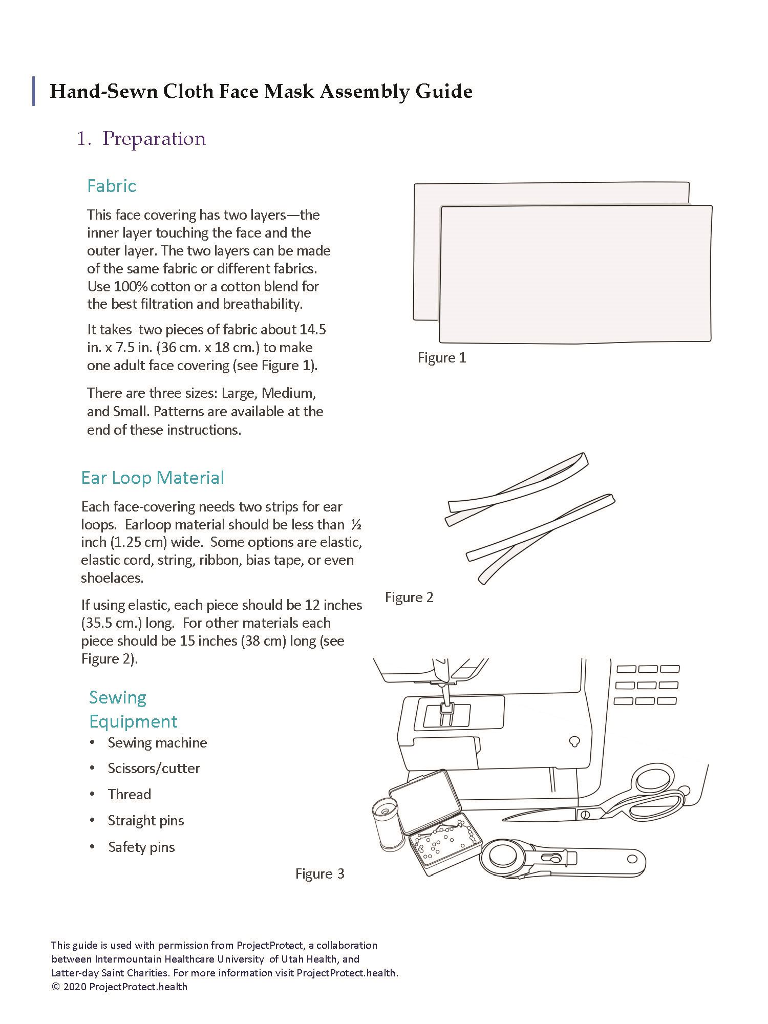 TakeCover homemade cloth face-covering assembly guide_Page_1
