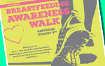 Breastfeeding Awareness Walk